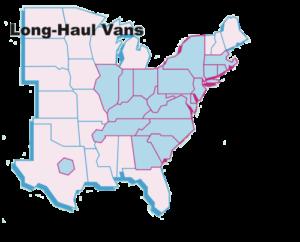 Van/Line-Haul