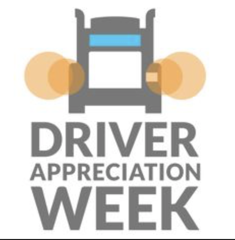 Driver Appreciation Week 2018