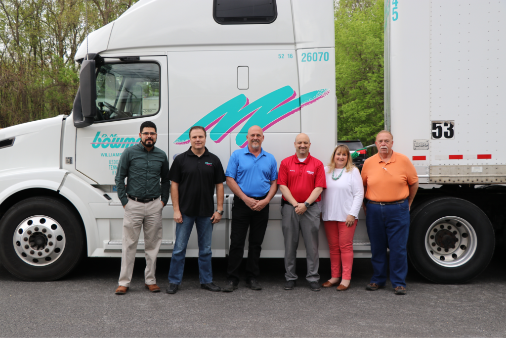 James Rumsey Truck Donation