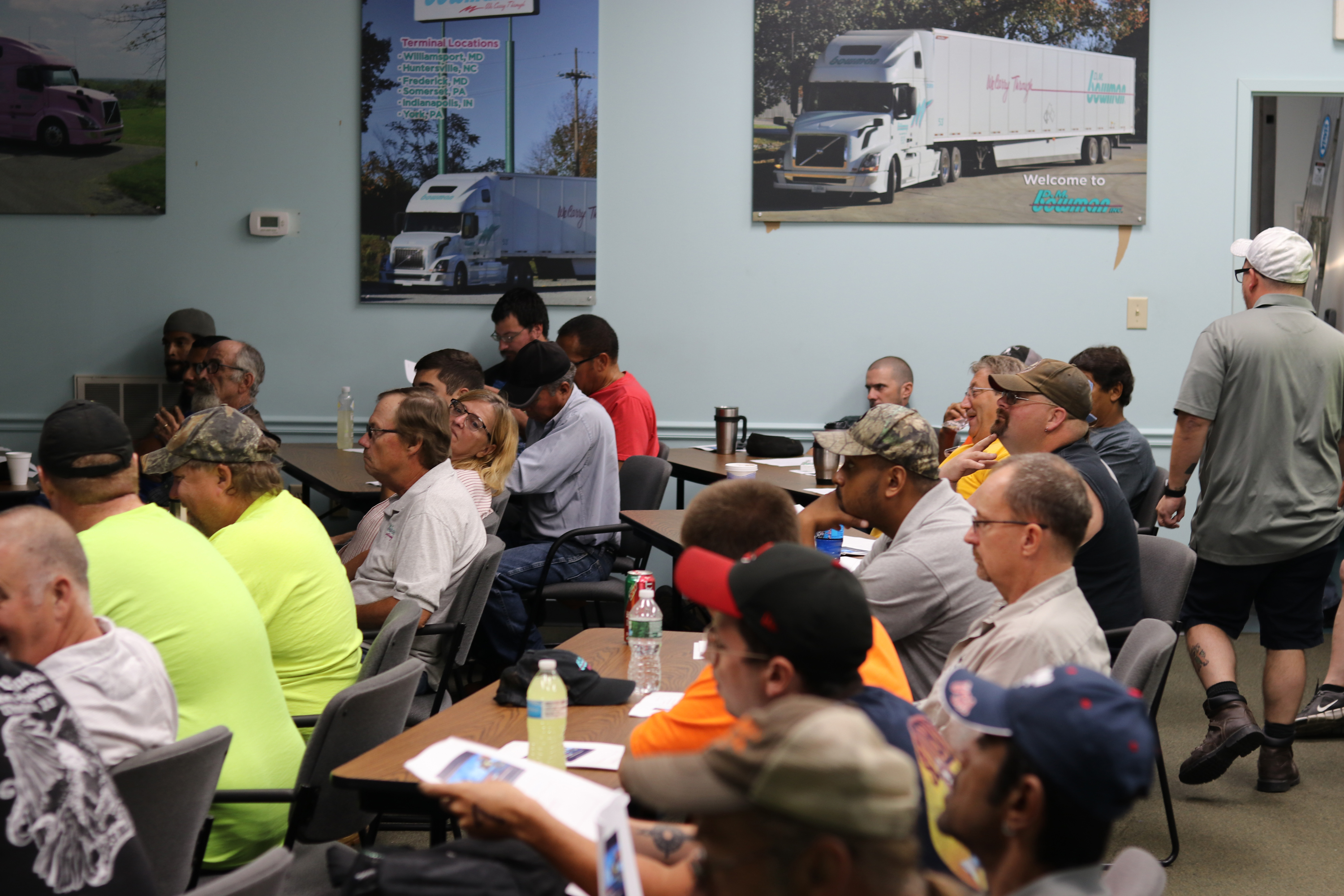 Flatbed & Specialty Driver Training