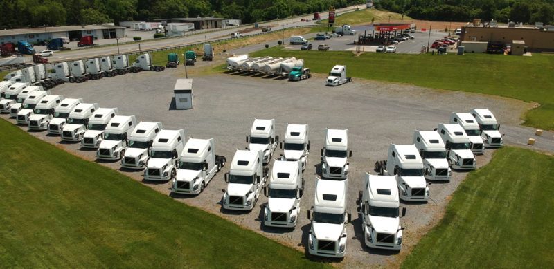 Used Truck Sales & Trailer Leasing