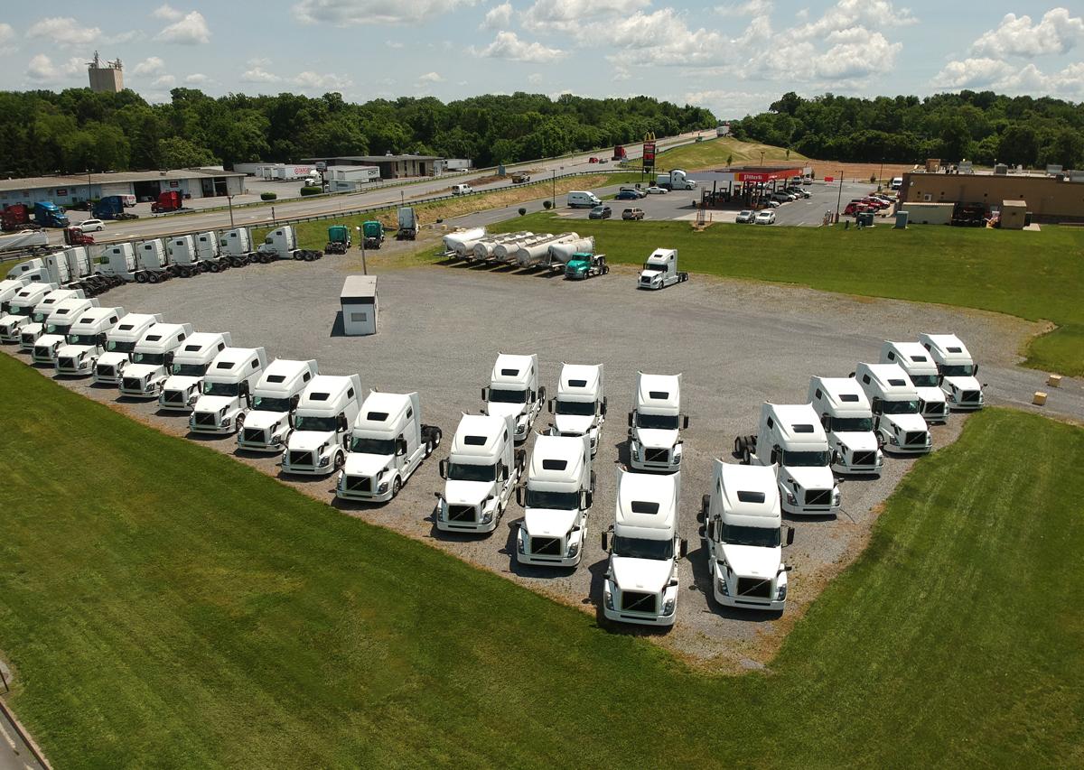 Used Truck Sales & Trailer Leasing