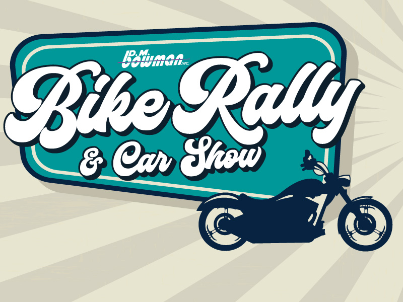 Charity Bike Rally & Car Show