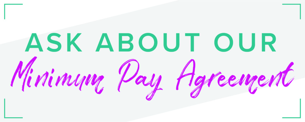 Minimum Pay Agreement