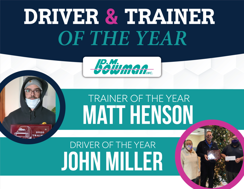 Driver-Trainer-Year